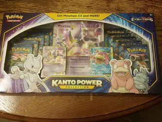 Pokemon Evolutions Kanto Power Collection Box 🔥🔥🔥🔥🔥🔥🔥 for Sale in Carrollton,  TX