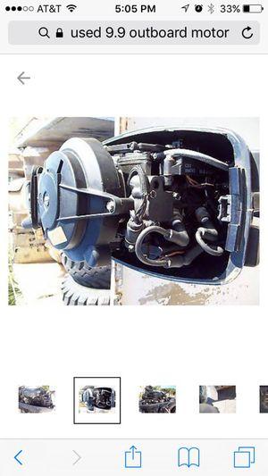9.9 outboard motor for Sale in Carnegie, PA