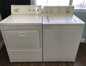 Washer and Gas Dryer Set for Sale in Santa Clarita, CA