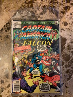 Captain America #217 (with Falcon 1977) for Sale in Las Vegas, NV
