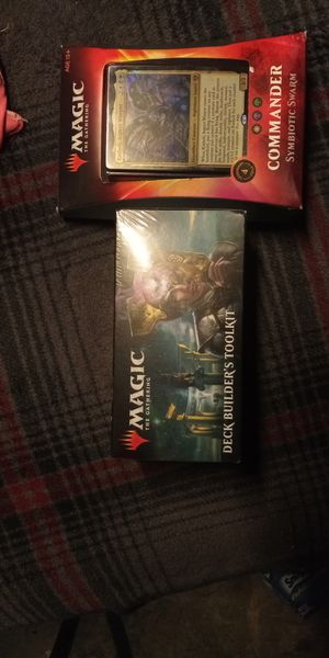 Magic the gathering trading cards for Sale in Paramount, CA