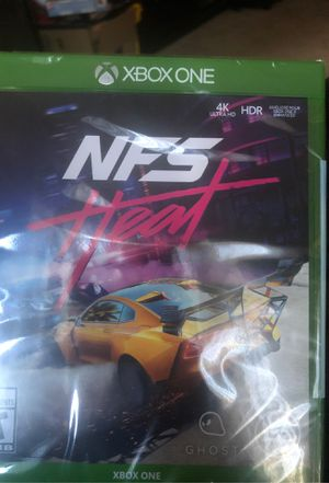 Xbox one Need for speed $45 pick up only for Sale in Moreno Valley, CA