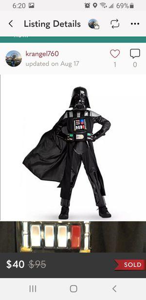 New Star Wars talking Costume for Sale in Menifee, CA