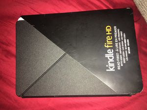 kindle fire HD origami case for Sale in Indianapolis, IN