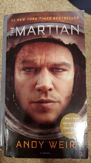 The Martian Andy Weir for Sale in Virginia Beach, VA