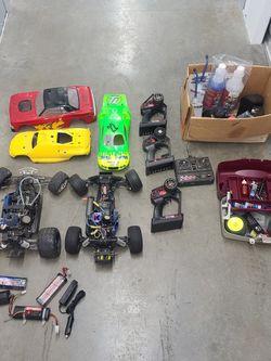 Nitro RC Traxxas Jato 3.3 Parts for Sale in Everett,  WA