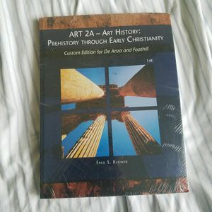 Art 2A - Art history: Prehistory through early christianity 14E for Sale in Pomona, CA