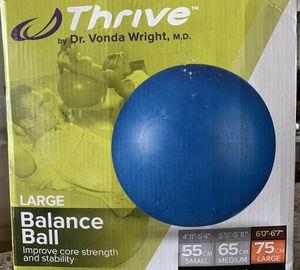 NIB - Large Balance Ball 75cm for Sale in Jamison, PA