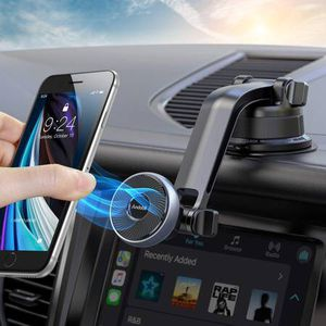 Magnetic Phone Car Mount, Newest Rotary-Lock, Dashboard Phone Holder for Car Compatible with iPhone 11 Pro Max/XS/8 Plus/SE, Samsung Galaxy S20+/S10/ for Sale in Pomona, CA