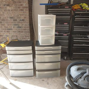 Plastic Drawers for Sale in Fort Walton Beach, FL