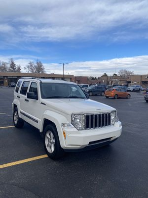 2008 Jeep Liberty Limited Edition Sport Utility 4D for Sale in Denver, CO