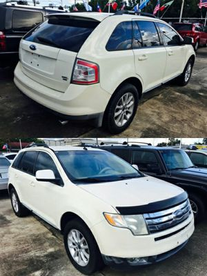 2007 FORD EDGE CLEAN TITLE LOW DOWN CALL TODAY for Sale in Houston, TX