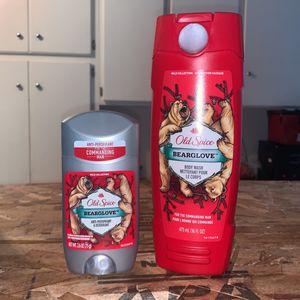 Old Spice Men's Body Wash & Deodorant for Sale in Ontario, CA