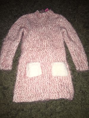 4T kids boutique cashmere dress for Sale in Navarre, FL