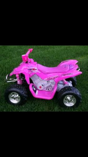 12 volt atv for Sale in Hamilton Township, NJ
