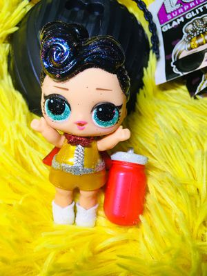 The Queen Lol surprise doll glitter series for Sale in Fort Pierce, FL