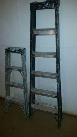 2 ladder for for Sale in Atlanta, GA