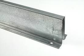 8' Garage door steel horizontal strut for Sale in Las Vegas, NV