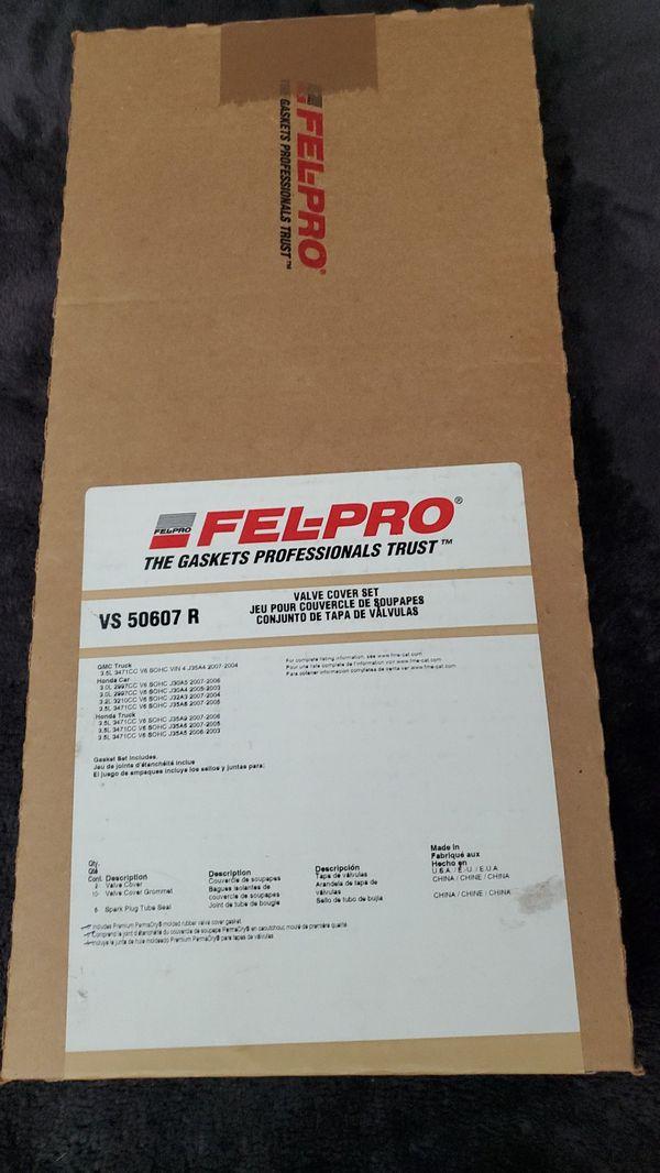 Fel-pro valve cover set