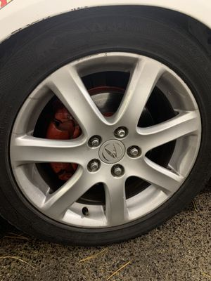 Tsx rims for Sale in New Britain, CT