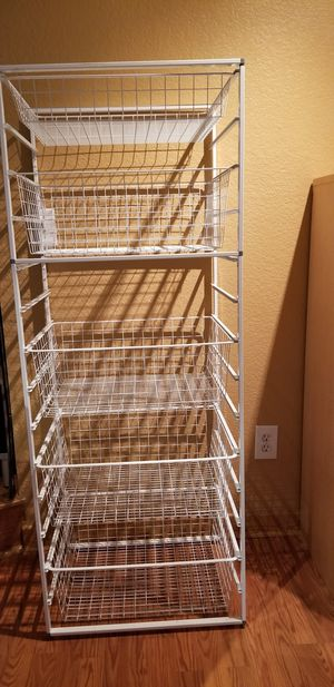 Closet Organizer for Sale in undefined
