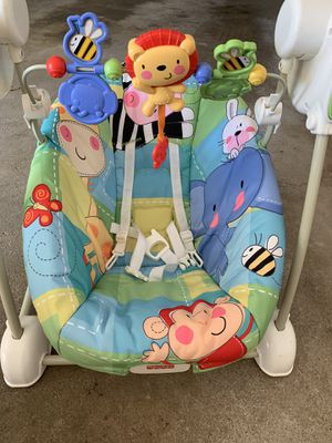 Baby swing for Sale in Elk Grove Village, IL