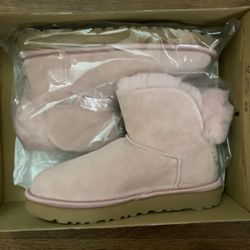 Ugg Boots Pink Size 5 Girls for Sale in Rockville,  MD