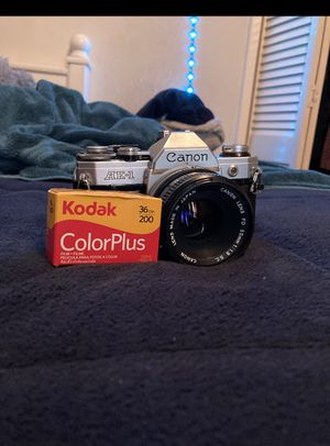 Canon ae-1 for Sale in Carrollton, TX