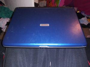 Toshiba Notebook Satellite Laptop Asking $50 obo Needs charger for Sale in San Antonio, TX