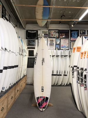 "6'0"" Pukas P.2 ""The One"" Surfboard; Used for Sale in Deerfield Beach, FL"