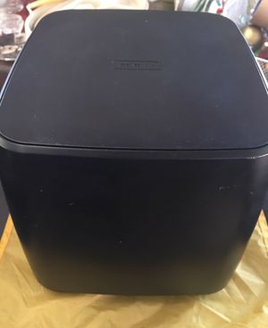 Polkaudio 3000 subwoofer only. No sound bar for Sale in Seattle, WA