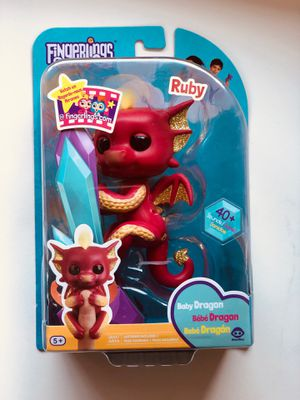 Fingerlings RUBY interactive baby dragon-NEW for Sale in Alexandria, VA