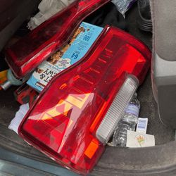 {contact info removed} ford f-250 taillights right or left for Sale in Pomona,  CA