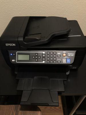 Epson WF-2750 Printer for Sale in San Jose, CA