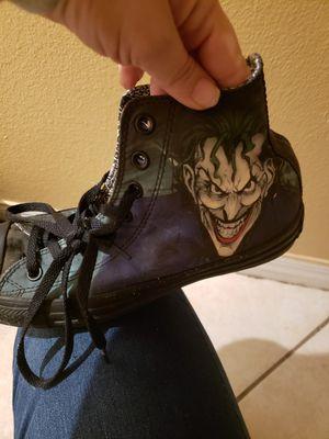 Men's joker converse size 7 for Sale in Kissimmee, FL