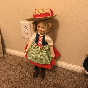 Shirley Temple Doll for Sale in Glendale, AZ