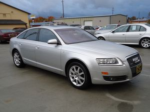 2005 Audi A6 3.2 Quattro. Trade/ needs starter for Sale in Houston, TX