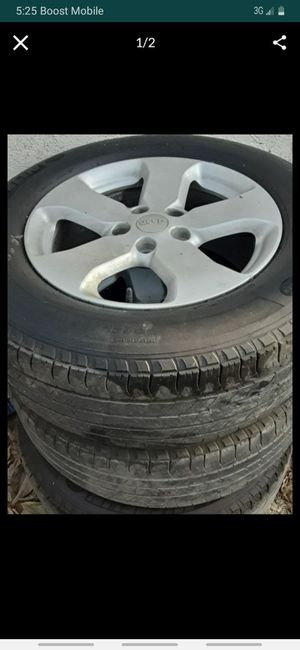 2011 -2016 Jeep Grand Cherokee 18 inch stock rims for Sale in Paramount, CA