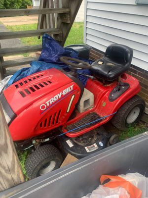 Troy built riding lawn mower for Sale in Fredericksburg, VA