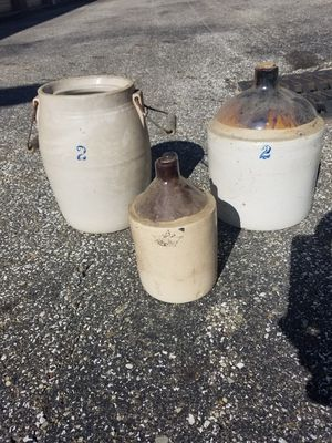 Antique jugs for Sale in Akron, OH