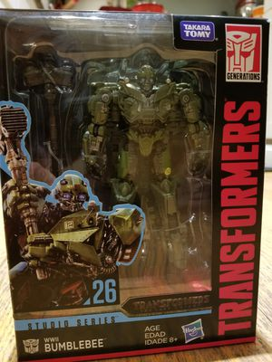 Transformers studio series 26 bumblebee for Sale in Fairfax, VA