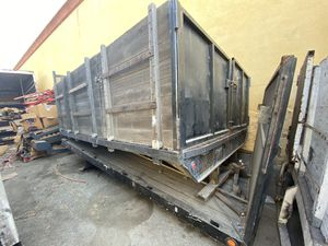"""12'x96""""x48"""" dump truck stakebed for Sale in Compton, CA"""