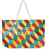 Geometry Rasta Tote bag for Sale in Oceanside, CA