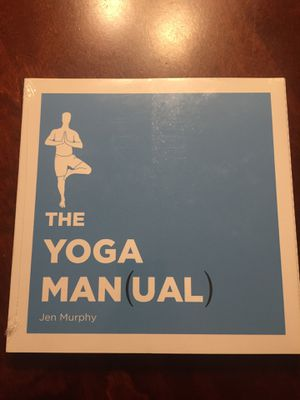 The Yoga Man(ual ) by Jen Murphy for Sale in Vancouver, WA