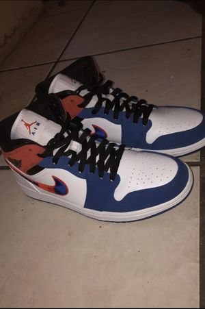 Air Jordan 1 Mid - Multi Color Swoosh for Sale in Cape Coral, FL