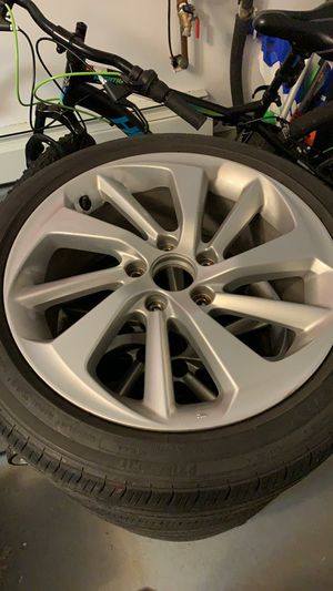 Acura ilx wheels no trade!!5x114 for Sale in Queens, NY