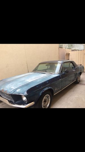 1968 Ford Mustang for Sale in San Diego, CA