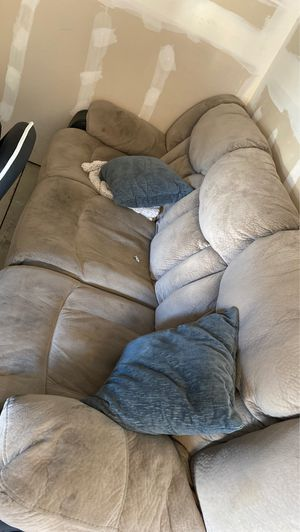 Reclining couch for Sale in Oceanside, CA