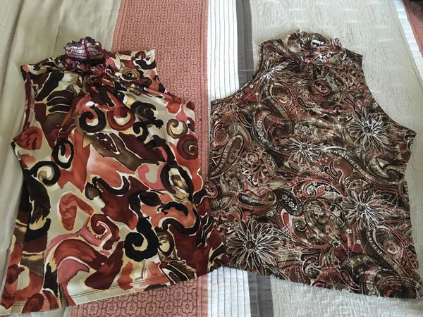 Women's Blouses Size Small