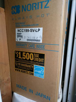Water heater for Sale in HILLTOP MALL, CA